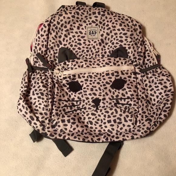 GAP Handbags - Gap Kids Cat Backpack 8559b6d58e52d